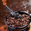 Coffee grinder — Stock Photo #5387860