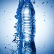 Water bottle — Stock Photo #5804037