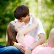 Young couple — Stock Photo #6315472