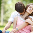 Young couple — Stock Photo #6315503