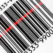 Barcode — Stock Photo #6483119