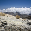 Stock Photo: View from peak Teide