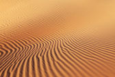 The sandy waves — Stock Photo