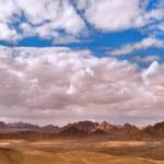 Desert Sinai. — Stock Photo #5929387