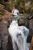 Dağ falls. — Stok fotoğraf