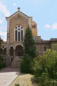Well-known monastery Convent of Latroun — Foto Stock