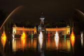 Madrid parque buen-retiro — Foto de Stock