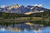 High mountains. — Stock Photo