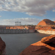 Neighborhood of Glen Canyon Dam — Stock Photo
