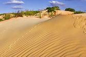 песчаные волны. — Стоковое фото