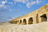 At coast of Mediterranean sea — Stock Photo