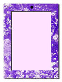 Decorative frame — Foto de Stock