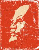Lenin — Stock Vector