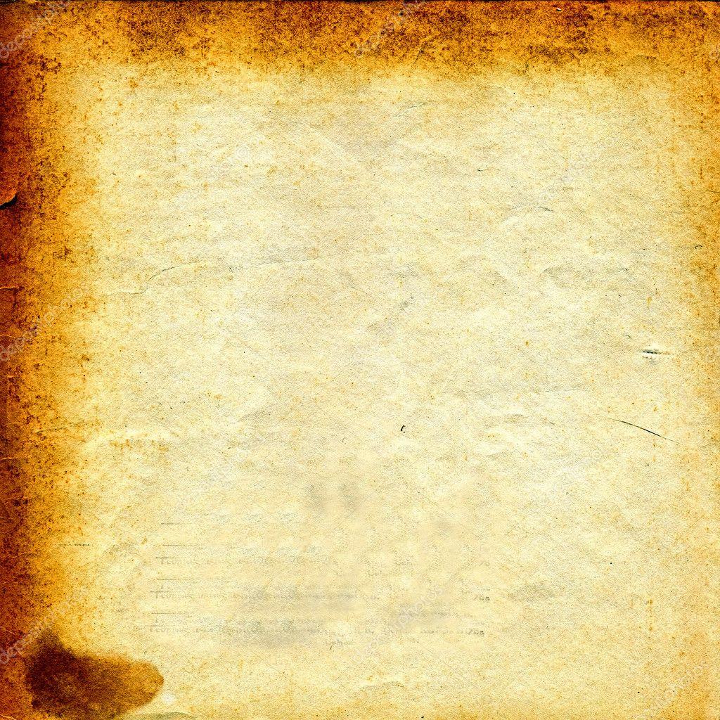 Page Livre Ancien Page du Livre Ancien — Image