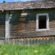 Old rural house - Stock Photo