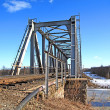 Railway bridge — Stock Photo #6702183