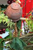 Rural market — Stock Photo