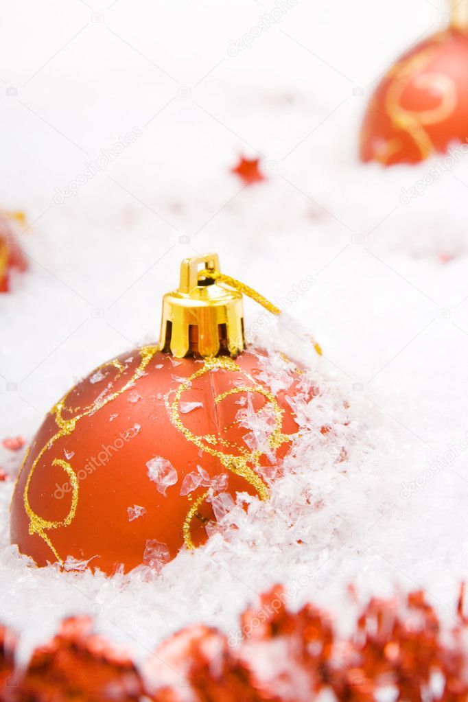 Christmas decoration. — Stock Photo #6716026