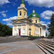 Cossack Cathedral. — Stock Photo