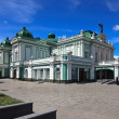Stock Photo: DramTheatre. Omsk.