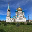 Uspensky Cathedral. — Stock Photo