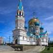 Uspensky Cathedral. - Stock Photo