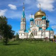 Stock Photo: Uspensky Cathedral. Omsk.
