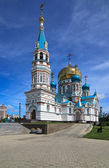 Uspensky Cathedral. — 图库照片