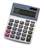 数字计算器 — 图库照片