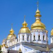 St. Michael's Golden-Domed Monastery in Kiev, Ukraine — Stock Photo #5999845