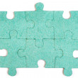 Jigsaw puzzle background — Stock Photo