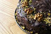 Chokolate cake — Stock Photo