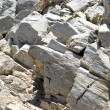 Stock Photo: Stone pile detail