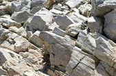 Taş yığını detay — Stok fotoğraf