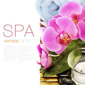 SPA setting — Fotografia Stock