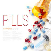 Pharmaceutics — Foto Stock