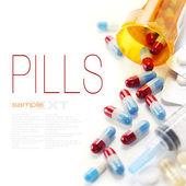 药剂学 — 图库照片