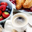 Постер, плакат: Healthy breakfast