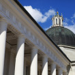 Cathedral, Vilnius, Lithuania - Stock Photo