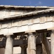 temple of hephaestus — Stock Photo
