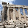 The Temple of Athena at the Acropolis — Stock Photo #6134184