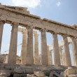 The Temple of Athena at the Acropolis — Stock Photo #6134504