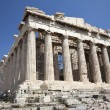 The Temple of Athena at the Acropolis — Stock Photo #6134601