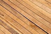 Wood logs background — Stock Photo