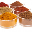 Indian spices - Stockfoto