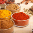Royalty-Free Stock Photo: Spices and herbs