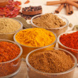 Spices and herbs — Stock Photo #5843046