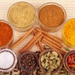 Spices and herbs — Stock Photo #5843176