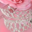 Pageant crown — Stockfoto