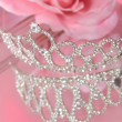 Foto de Stock  : Pageant crown